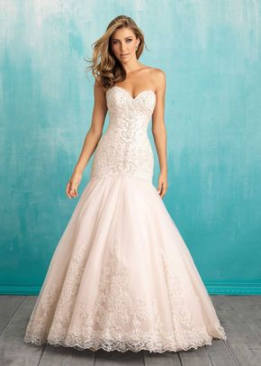9325, Allure Bridals