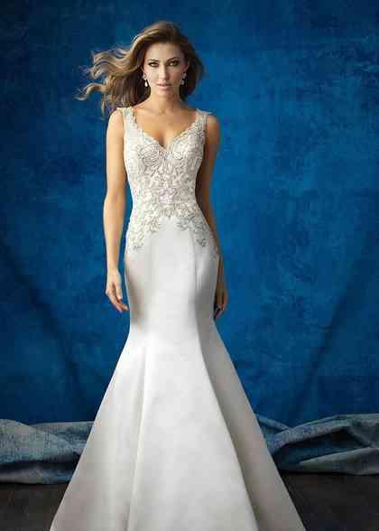 9362, Allure Bridals