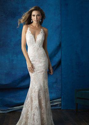 9409, Allure Bridals