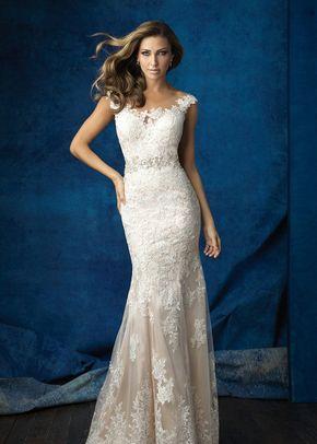 9304, Allure Bridals