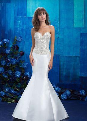 9423, Allure Bridals