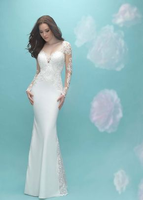 9624, Allure Bridals