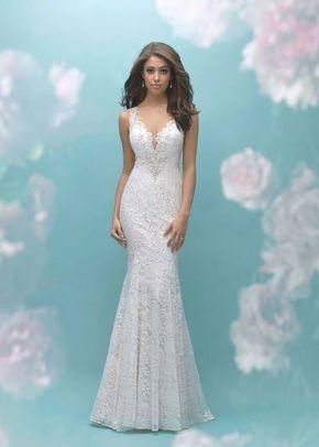 9403, Allure Bridals