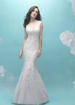 9461, Allure Bridals