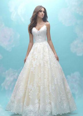 9309, Allure Bridals