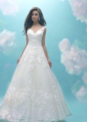 9470, Allure Bridals
