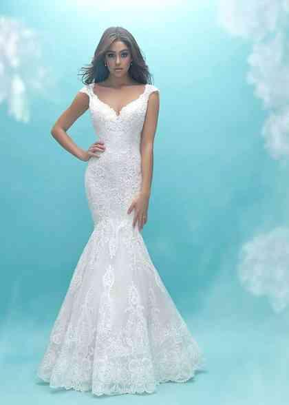 9471, Allure Bridals
