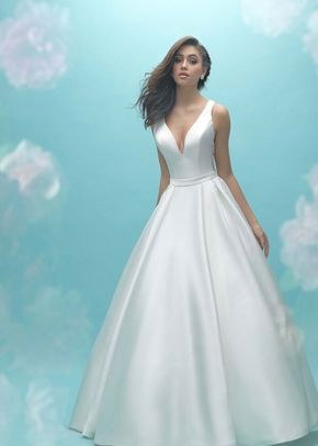 9473, Allure Bridals