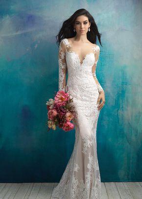 9506, Allure Bridals