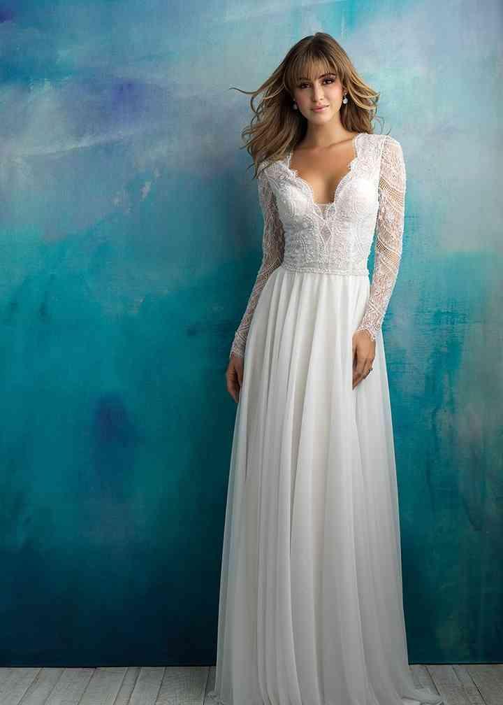 9515, Allure Bridals