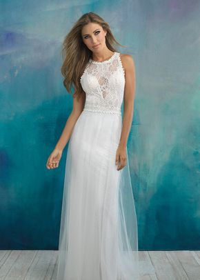 9264, Allure Bridals