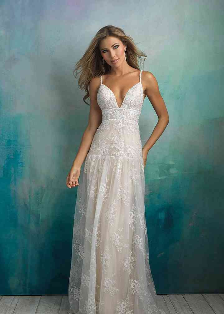 9526, Allure Bridals