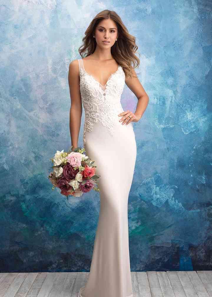 Allure Bridals Wedding Dresses Allure Bridals Photos Weddingwire Com
