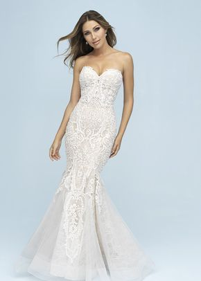 9660, Allure Bridals