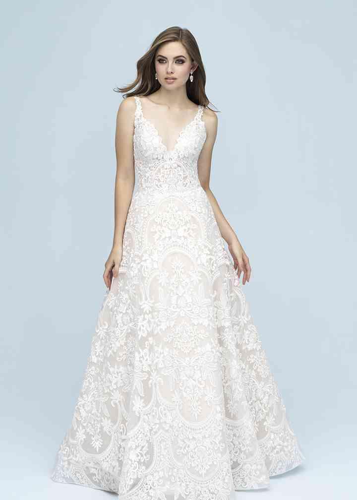 9602, Allure Bridals