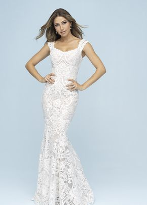 9608, Allure Bridals