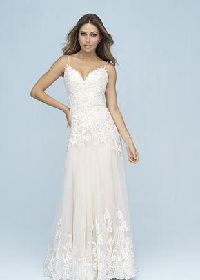 9611, Allure Bridals
