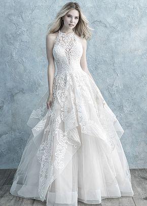 9654, Allure Bridals