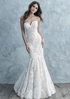 9666, Allure Bridals
