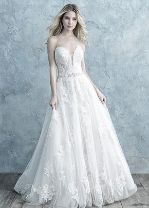 9612, Allure Bridals
