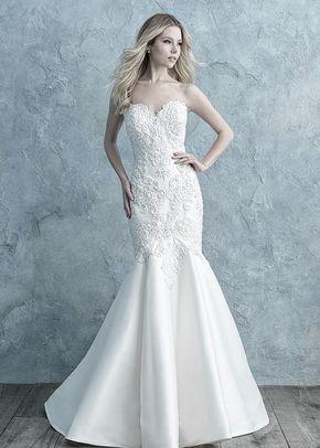 9505, Allure Bridals