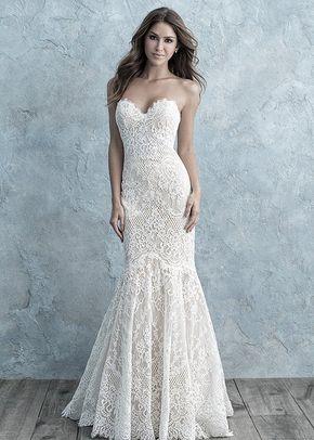 9468, Allure Bridals