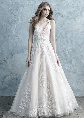 9662, Allure Bridals