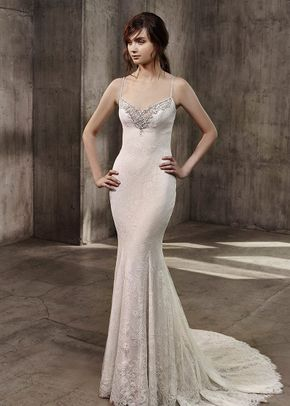 Andrea, Badgley Mischka Bride