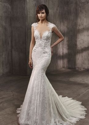 Antoinette, Badgley Mischka Bride