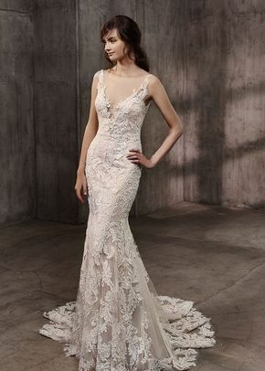 Aubree, Badgley Mischka Bride