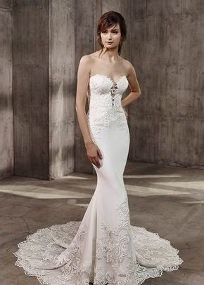 Autumn, Badgley Mischka Bride