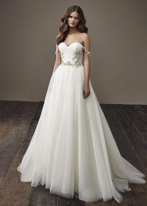Beverly, Badgley Mischka Bride