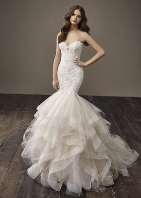 Brianna, Badgley Mischka Bride