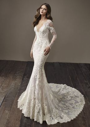 Carina, Badgley Mischka Bride