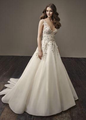 Brooke, Badgley Mischka Bride