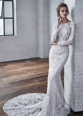 Callista, Badgley Mischka Bride