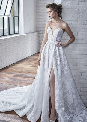 Ashley, Badgley Mischka Bride