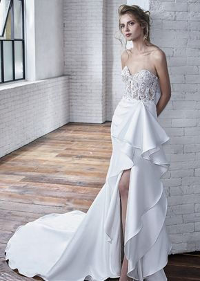 Delilah, Badgley Mischka Bride