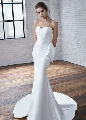Carmen, Badgley Mischka Bride