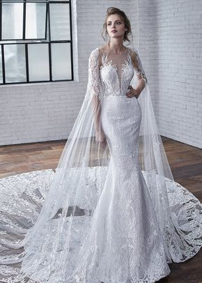 Cayenne, Badgley Mischka Bride