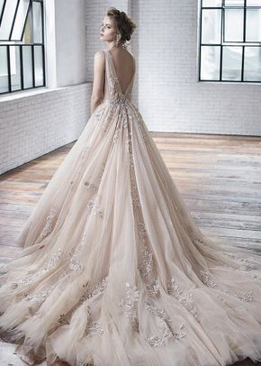Cheryl, Badgley Mischka Bride