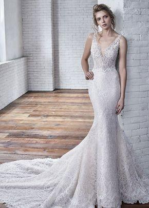 Cindy, Badgley Mischka Bride