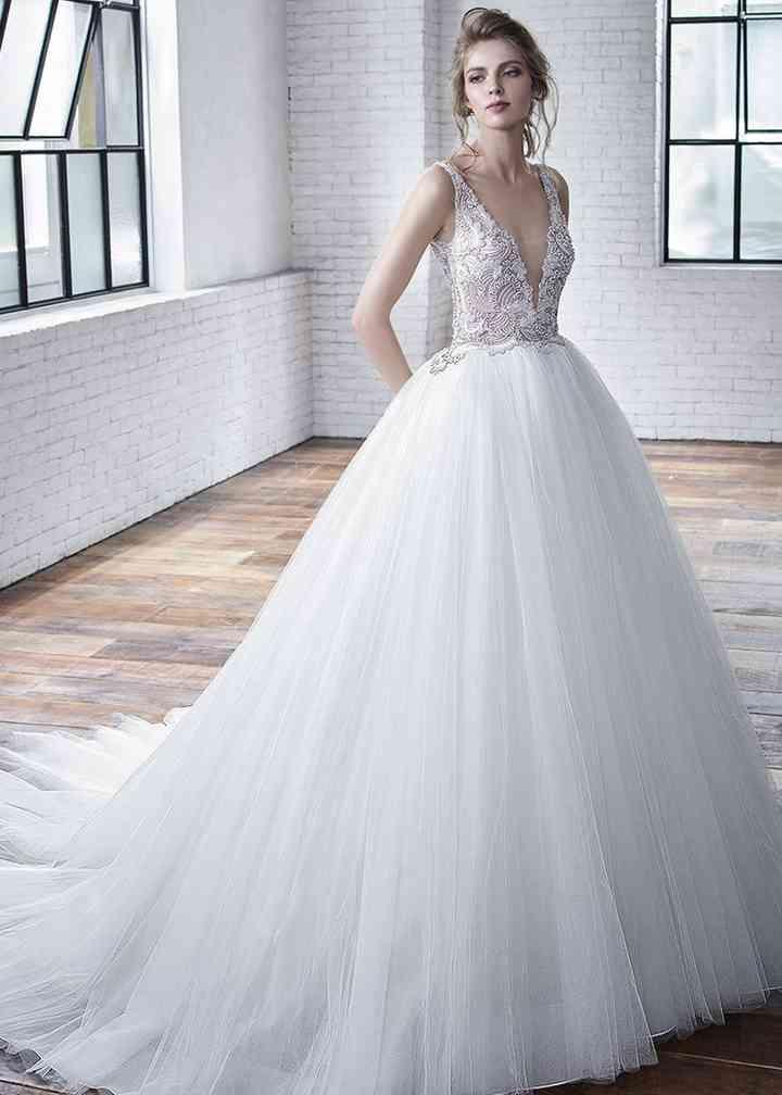 Colette, Badgley Mischka Bride