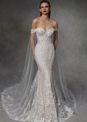 Danica, Badgley Mischka Bride