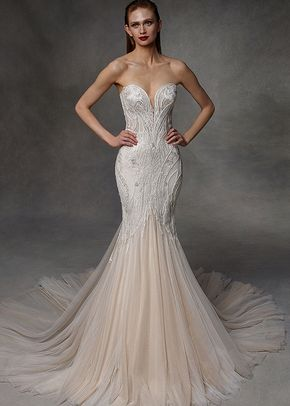 Deanna, Badgley Mischka Bride