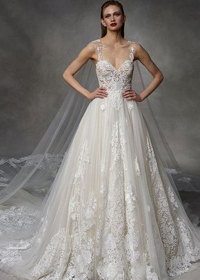 Debbie, Badgley Mischka Bride