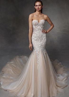 Delilah, Badgley Mischka Bride