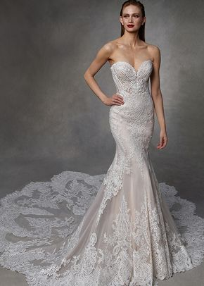 Demitra, Badgley Mischka Bride