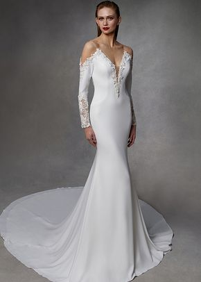 Diane, Badgley Mischka Bride