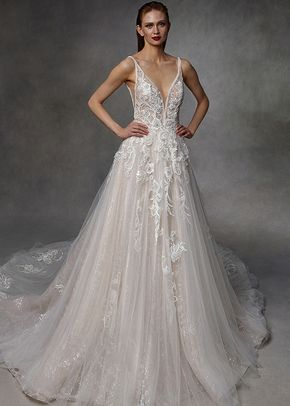 Dior, Badgley Mischka Bride